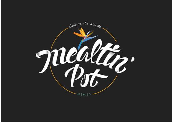 Mealtin' Pot  - logo -   © ok