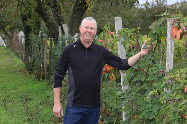Eric : producteur de fruits