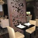 Thevert  - intérieur du restaurant  -   © lily