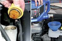 la vidange est l'entretien 'de base' de votre moteur.