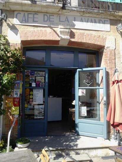, Restaurant : Café de la Lavande  - Entrée -   © Café de la Lavande