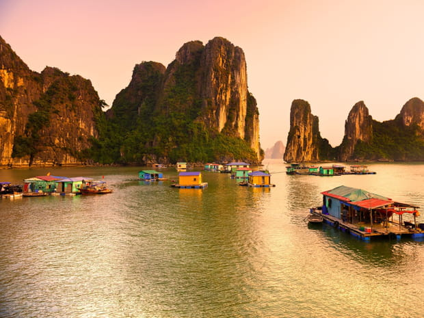 20 sites à voir au Vietnam