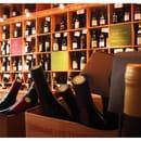 Le Vercoquin  - Vue sur l'espace vente de vins -   © Thomas DELPY