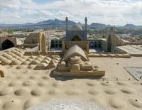 Des monuments et des hommes : Iran : La mosquée du Shah