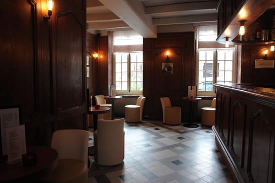 Hostellerie de la Porte Bellon  - Bar -
