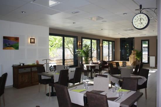 La Table d'Albigny  - notre salle lumineuse -