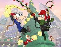Phineas et Ferb : Les vacances de Noël
