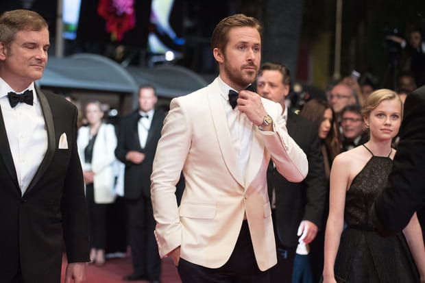 Ryan Gosling, noeud papillon chic