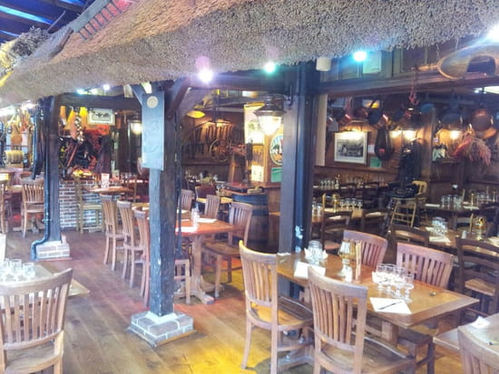 La Taverne des Deux Augustins  - terasse -
