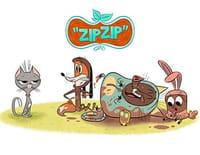 Zip Zip : Washington chien de garde