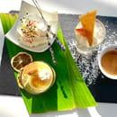 Dessert : Le Paseo - Cocktail club & restaurant (Ex : LE SUD)  - Café Gourmand -   © Le Paseo - Cocktail club & restaurant