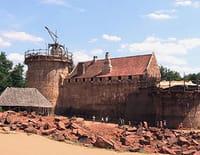Le château de Guédelon, tout un monde