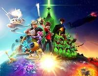 Zak Storm, super Pirate : La forge éternelle