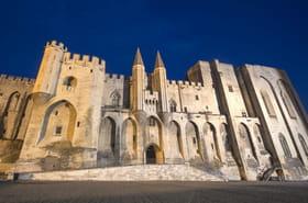 20plus beaux lieux à Avignon