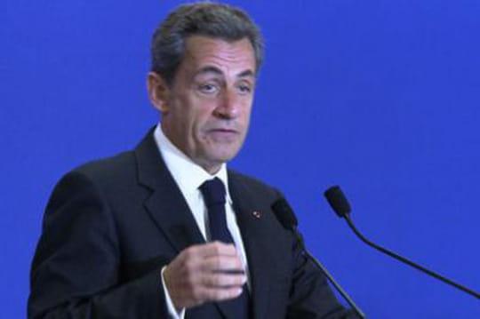 Nicolas Sarkozy: sesconférences à100000euros plus importantes que l'UMP?