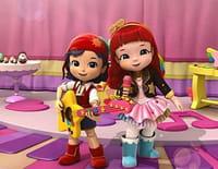 Rainbow Ruby : Trois petites étoiles