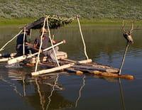 Bushcraft Masters : Le défi des eaux