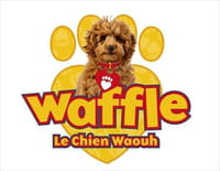 Waffle, le chien waouh  : Papi baby-sitter
