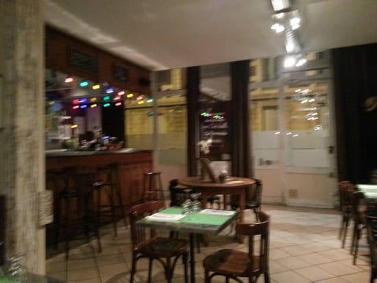 Restaurant : L'Artichaut  - Salle -
