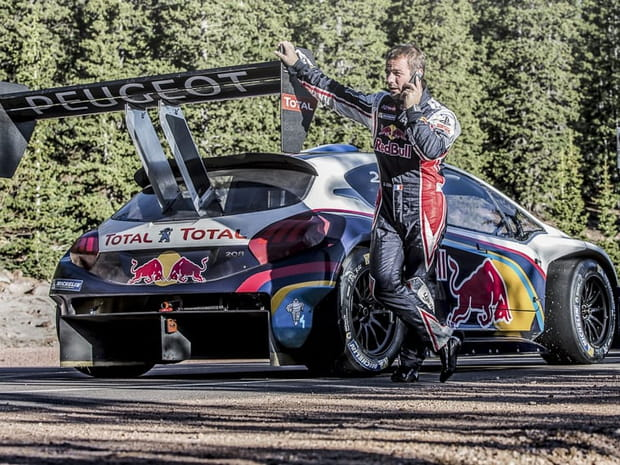 s bastien loeb de retour en wrc en 2018 son calendrier charg. Black Bedroom Furniture Sets. Home Design Ideas