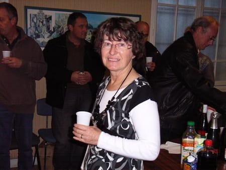 Claudine Serasin