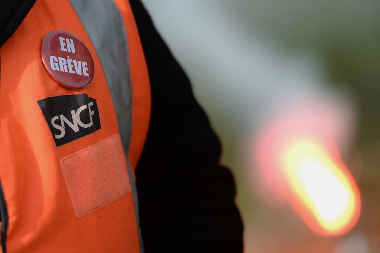 Grève SNCF: le taux de grévistes tombe à 10,80%, nouveau plus bas