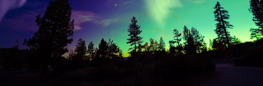 Les meilleurs lieux pour observer des aurores boréales