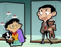 Mr Bean *2002 : Super télé
