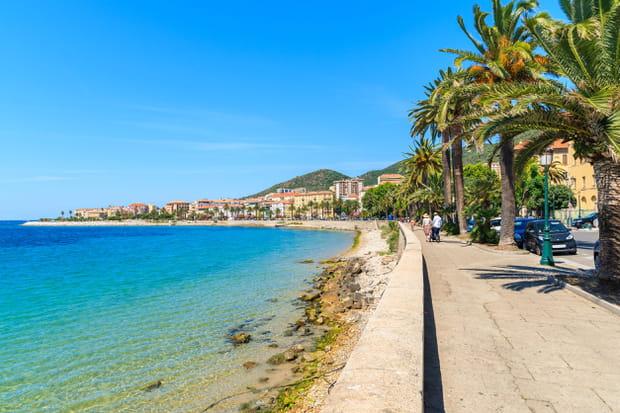 Ajaccio, la ville la plus ensoleillée de France