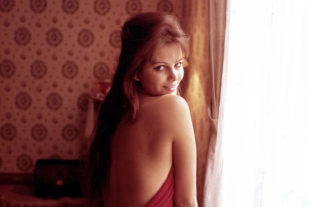 Claudia Cardinale, séances photos sexy durant les années 60