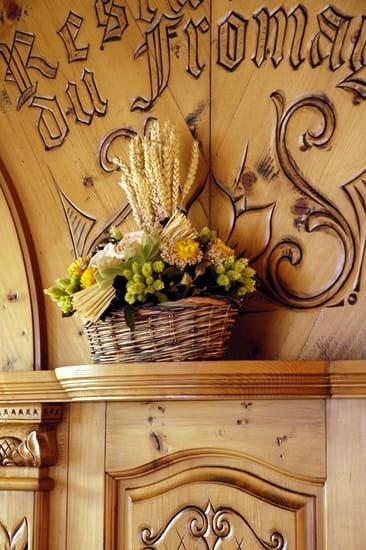 Restaurant du Fromage  - Décor -