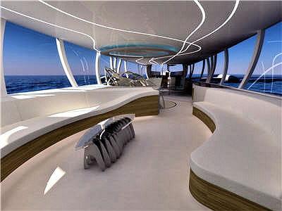 Un int rieur confortable for Avion de luxe interieur