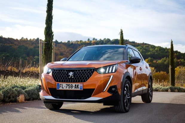Nouveau Peugeot 2008: le test avant sa sortie