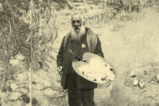 """Claude Monet: biographie du peintre impressionniste des """"Nymphéas"""""""