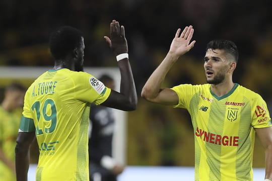 Ligue 1: Nantes dauphin du PSG, le classement après la 9e journée