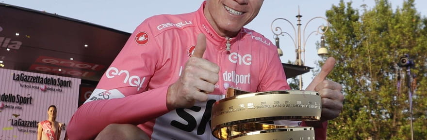 Giro: le classement final, Froome vainqueur devant Dumoulin