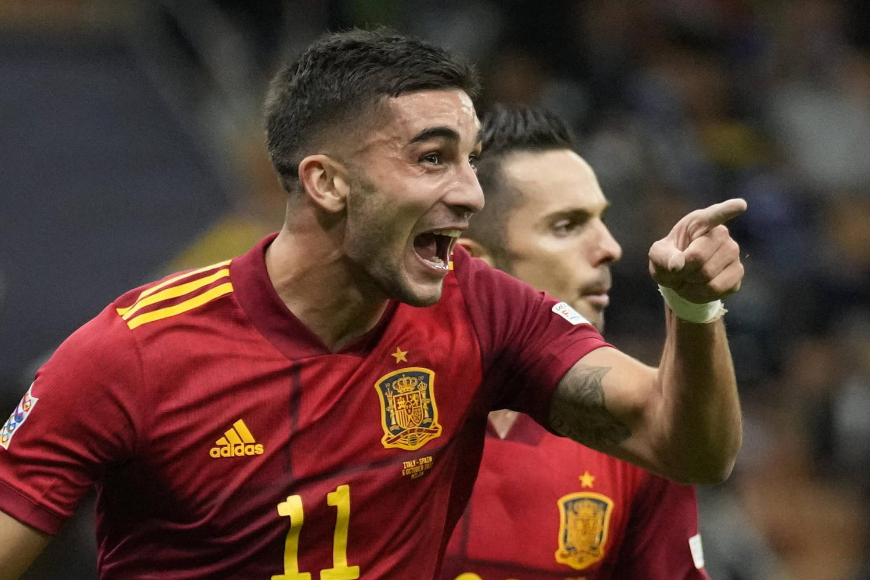 Italie - Espagne: le résumé du match, toutes les réactions