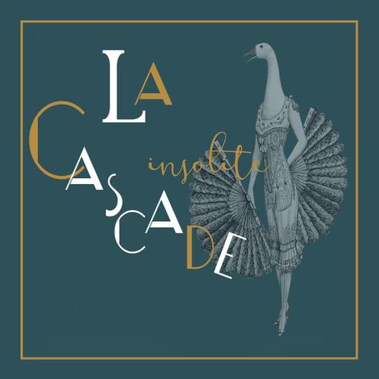 Restaurant : La Cascade Insolite  - LOGO -   © La cascade insolite