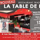 Restaurant : La Table de Nini   © table de  nini