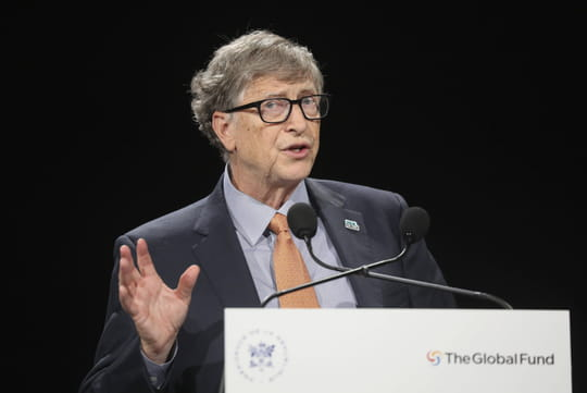 Divorce de Bill Gates: 124milliards à répartir sans accroc?