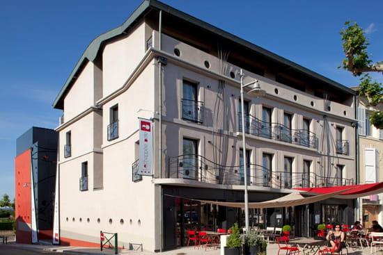 Restaurant : L'Echappée Belle  - Extérieur -   © hôtel