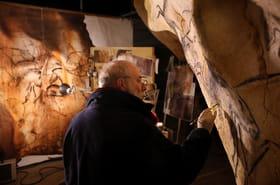 La reconstitution en images de la Grotte Chauvet