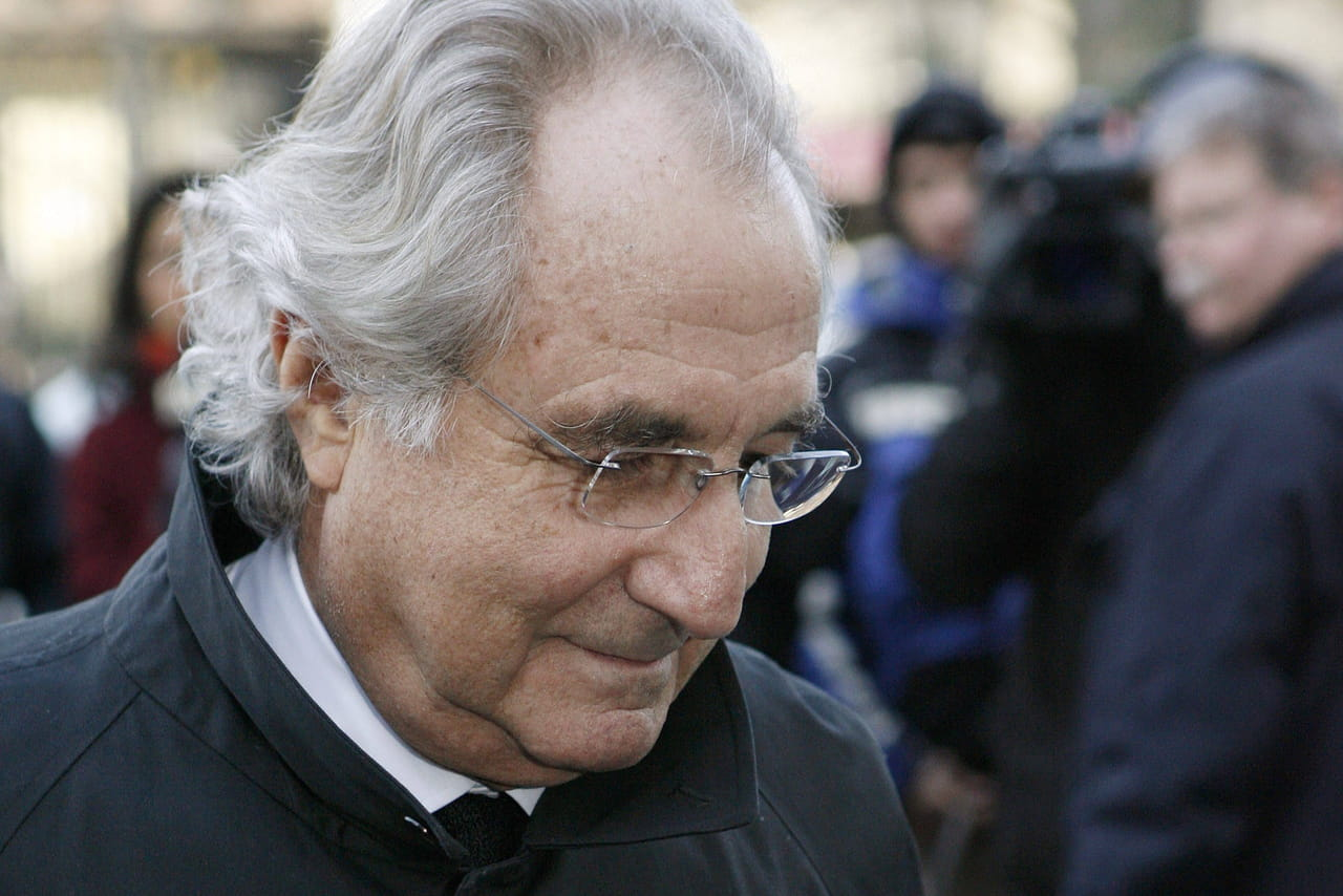 Mort de Bernard Madoff: une fin de vie de star en prison
