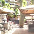 Restaurant : Le Cabestan  - TERRASSE OMBRAGEE AU CALME -   © le cabestan