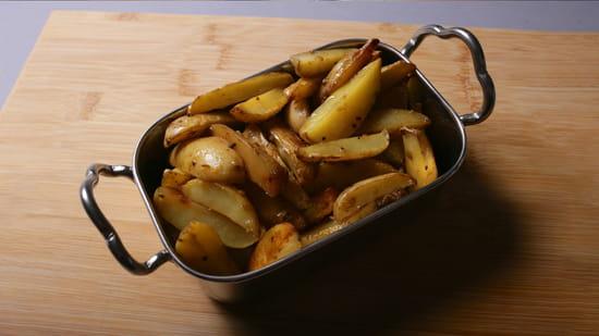 Plat : Yellow Kitchens  - Pommes du Marais -   © Yellow Kitchens