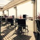 Le Narval  - Notre terrasse extérieure -   © Le Narval