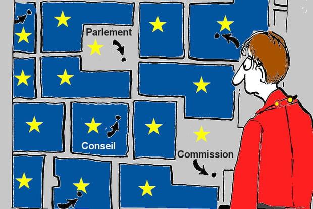 Union européenne : les internautes français n'y comprennent rien (enquête)