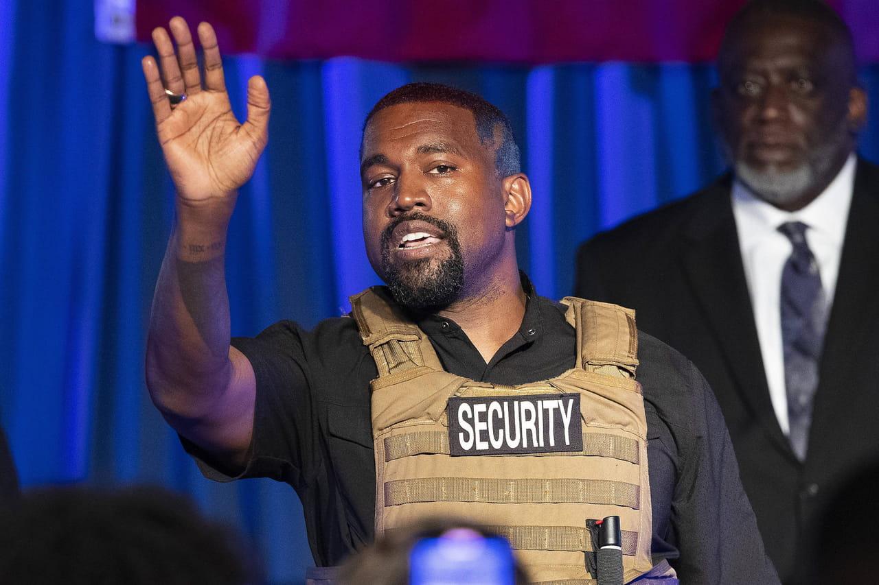 Kanye West candidat à la Maison Blanche: le rappeur peut-il devenir président?