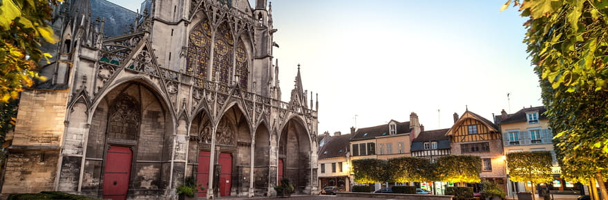 Escapade à Troyes
