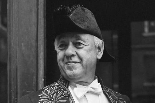 """Eugène Ionesco: biographie de l'auteur de la pièce """"Rhinocéros"""""""